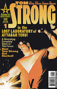 TOM-STRONG-N-1-COVER-B-Albo-in-Americano