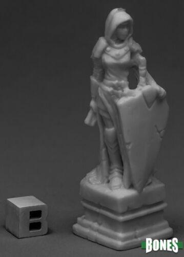 77539 Gravestone of Protection Reaper Miniatures Bones
