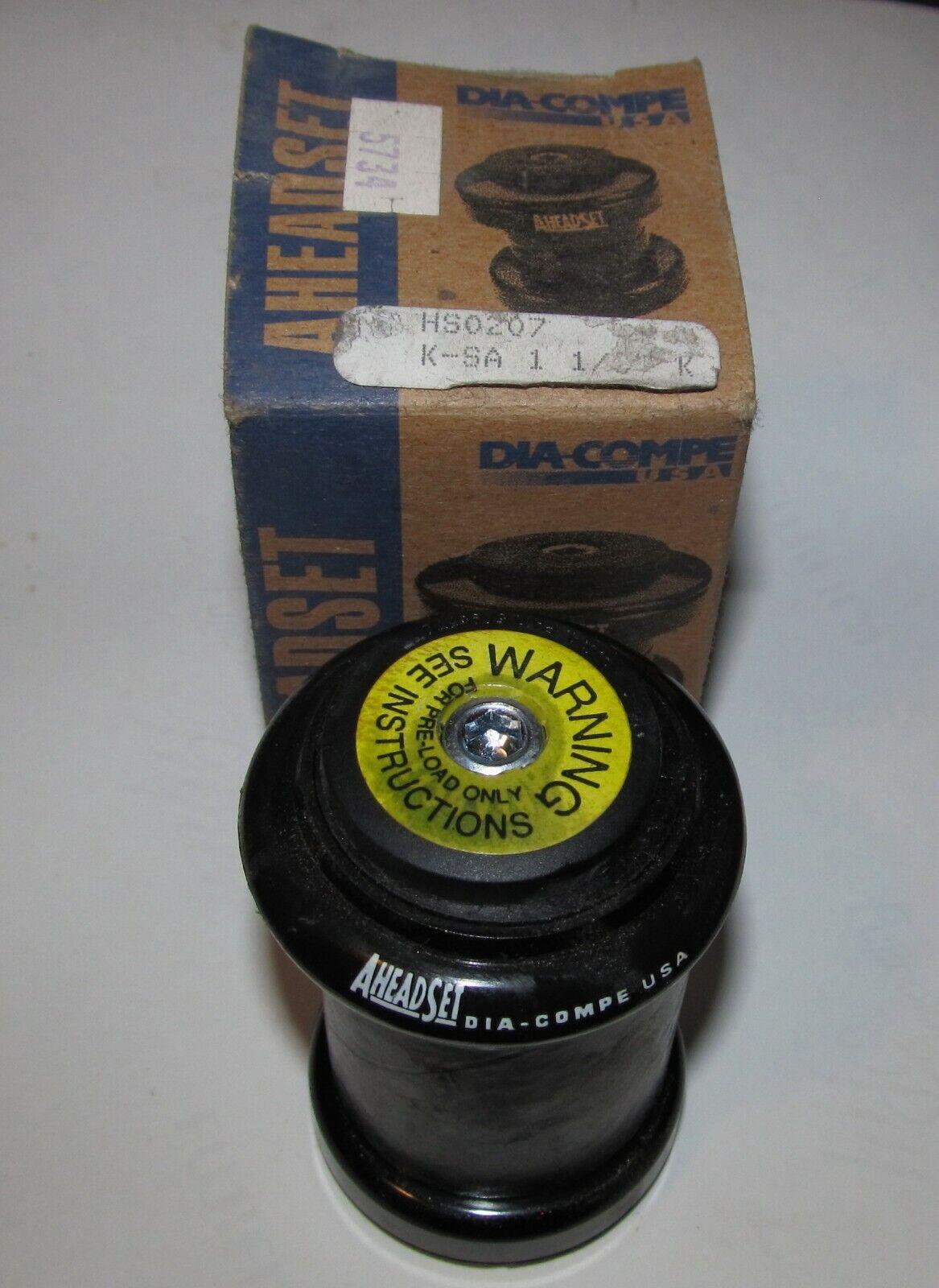 "NOS Vintage CANE CREEK S8   Cup 1-1//8/"" Threadless Headset"
