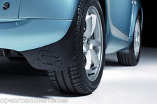 GENUINE OEM SMART CAR MUD FLAPS 13-15 FORTWO A451 C451