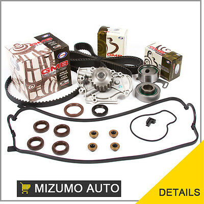 Timing Belt Kit Fit Cover Gasket GMB Water Pump Honda Accord Acura F22B1 F23A