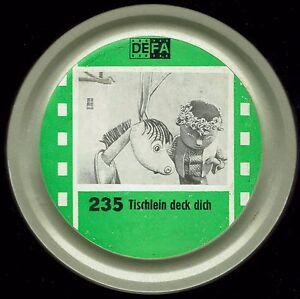 235 - Tischlein, deck dich - s/w - 66m - Super 8 von DEFA - Deutschland - 235 - Tischlein, deck dich - s/w - 66m - Super 8 von DEFA - Deutschland