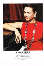 PUBLICITE ADVERTISING 025  2014  VHERNIER  joaillier