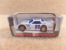 New 1994 Action 1:64 Diecast NASCAR Donnie Moran Malcuit Late Model Dirt Car
