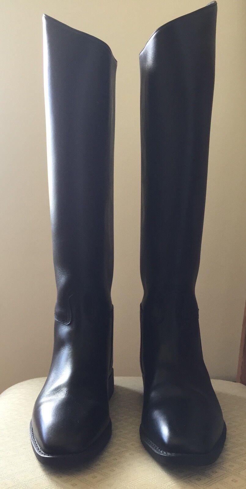 Cavallo Winner Mens Riding Boots Size 7 Calf