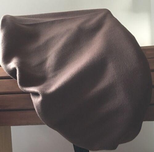 English Dressage, Hunt, Saddle Seat, All Purpose Saddle Fleece Protector Cover