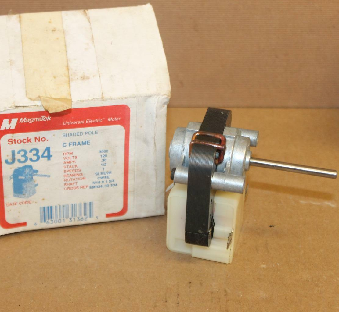 Magnetek Motor J334 30 Amp 3000 Rpm 120v C Frame Cwse Cross Ref Reference Norton Secured Powered By Verisign