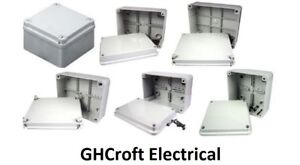 GEWISS-ENCLOSURE-JUNCTION-BOX-ADAPTABLE-PVC-IP56-WATERPROOF-GW44204-GW44207