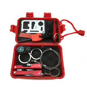 SOS-Emergency-Survival-Ausruestung-Kit-Outdoor-Gear-Tool-Tactical-Camping-Wandern