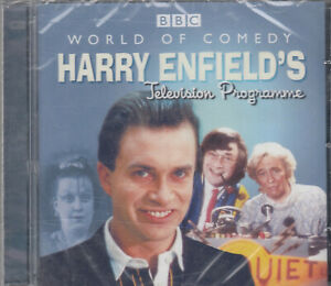 Harry-Enfield-039-s-Television-Programme-CD-Audio-BBC-TV-Comedy-Paul-Whitehouse