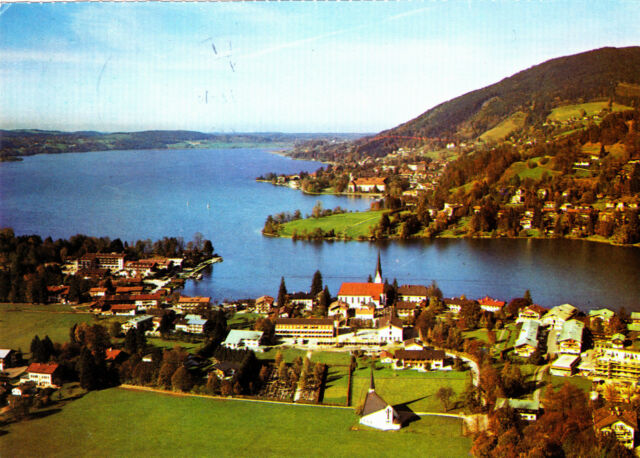 Rottach-Egern am Tegernsee ; Ansichtskarte 1972 gel.