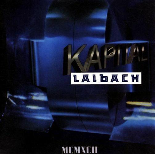 LAIBACH: Kapital (1992) CD