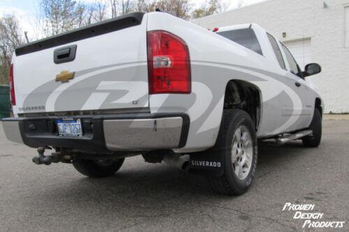 MUDFLAPS Silverado/_BLUE Mud Flaps Z-71 2005-2012 Chevrolet Silverado Z71 2500
