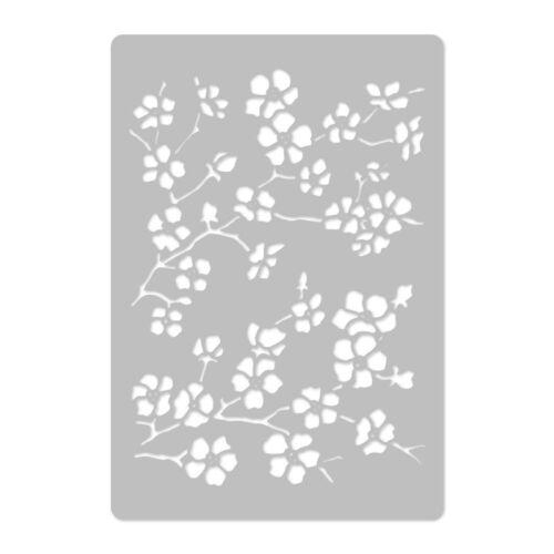 Plantilla plantilla de pared reutilizable de plástico 45x65 o 65x95cm //// //// Craft Cerezo