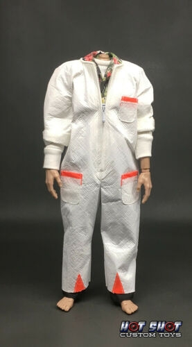 1:6 Doc Brown rayonnement costume tenue dchung Back Future BTTF Hot Shot personnalisé Toys