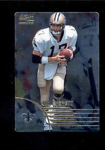 1995 AP JIM EVERETT New Orlean Saint Rookie&Stars STAR GAZERS Insert Card