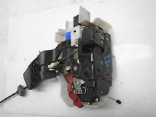 VOLKSWAGEN 2004-2006 VW TOUAREG V8 REAR LEFT DOOR LOCK ACTUATOR LATCH ASSEMBLY