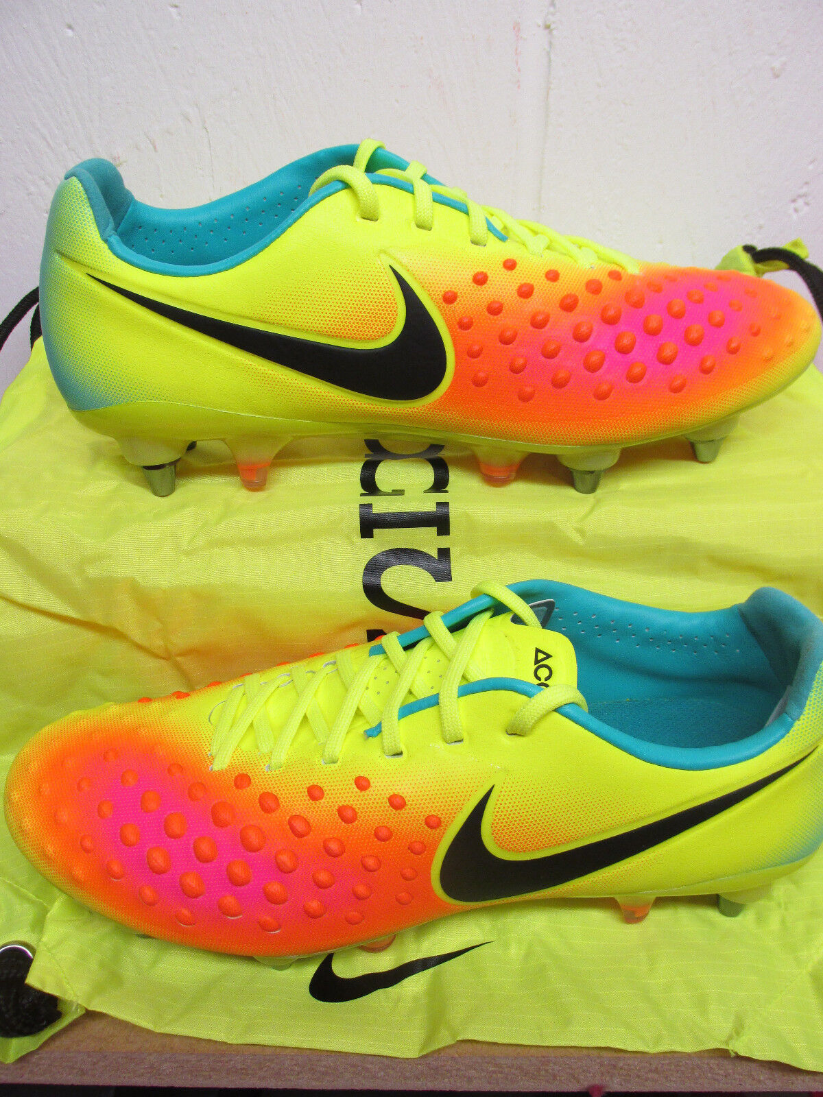 Nike Magista Opus II SG-Pro Mens Football Boots 844597 708 Sneakers shoes