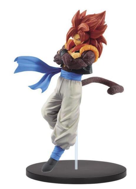 Banpresto Dragonball Super Son Goku FES Super Saiyan 4 Gogeta SS4 Figure
