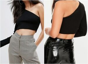 Missguided-One-Shoulder-Knitted-Cropped-Top-in-Black-mgnn29