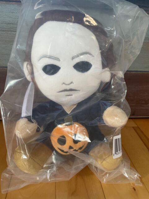 NWT NECA Kidrobot Halloween II Michael Myers Phunny Plush Figure