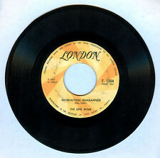 Philippines THE LOVE AFFAIR Satisfaction Guaranteed 45 rpm Record