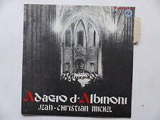 JEAN CHRISTIAN MICHEL Adagio d Albinoni 121236