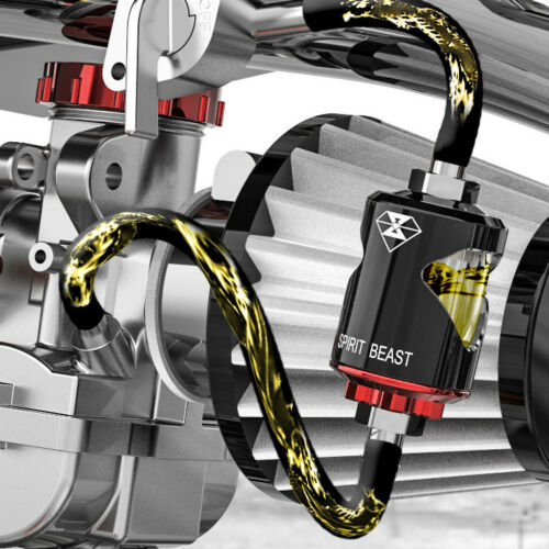 Honda Kawasaki Suzuki Universal Motorcycle Oil Filters Fuel Filter For Yamaha