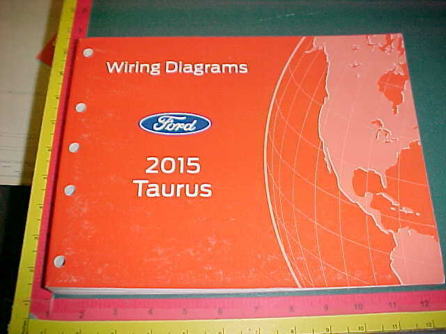 2015 Ford Taurus Wiring Diagrams Manual Xlnt