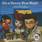 On a Starry Blue Night by Four Story Creative, Daphna Flegal (Mixed media product, 2016)