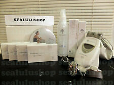 PROMOTION Nu Skin Nuskin Face Spa Machine Package + 2 Extra Spa Facial Gels BNIB