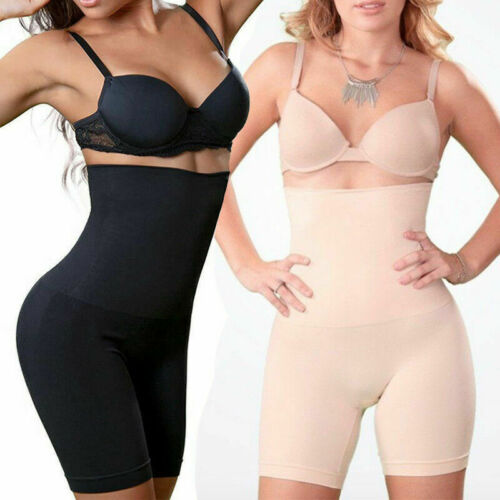 Women Tummy Control Empetua All-Day Every Day High-Waisted Shaper Panty Shorts