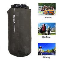 8L Dry Bag Seesack Packsack Tasche Bag Wasserdicht Transportsack