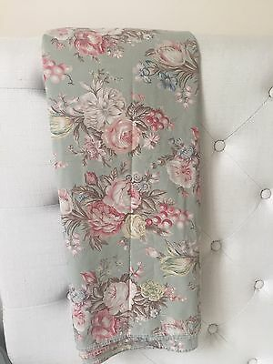 Vintage Ralph Lauren Charlotte Flat Sheet ~ French Country Chic ~