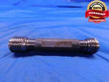 34 10 Unc 2b 15 Mm 0059 Thread Plug Gage 75 750 7500 Go And No Go