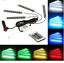 Deluxe-12V-4-in-1-Multi-Color-Wireless-LED-Car-Boat-Van-light-bars thumbnail 1