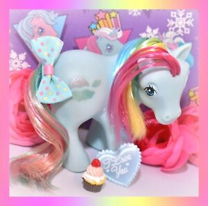 My-Little-Pony-MLP-G1-Vtg-ITALY-Italian-Rainbow-Sunlight-Variant-NIRVANA