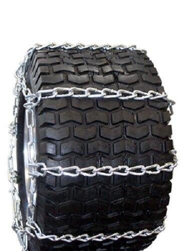 New  2-Link 23x10.50-12 Snow Tire Chains Husqvama Lawn Garden Tractor