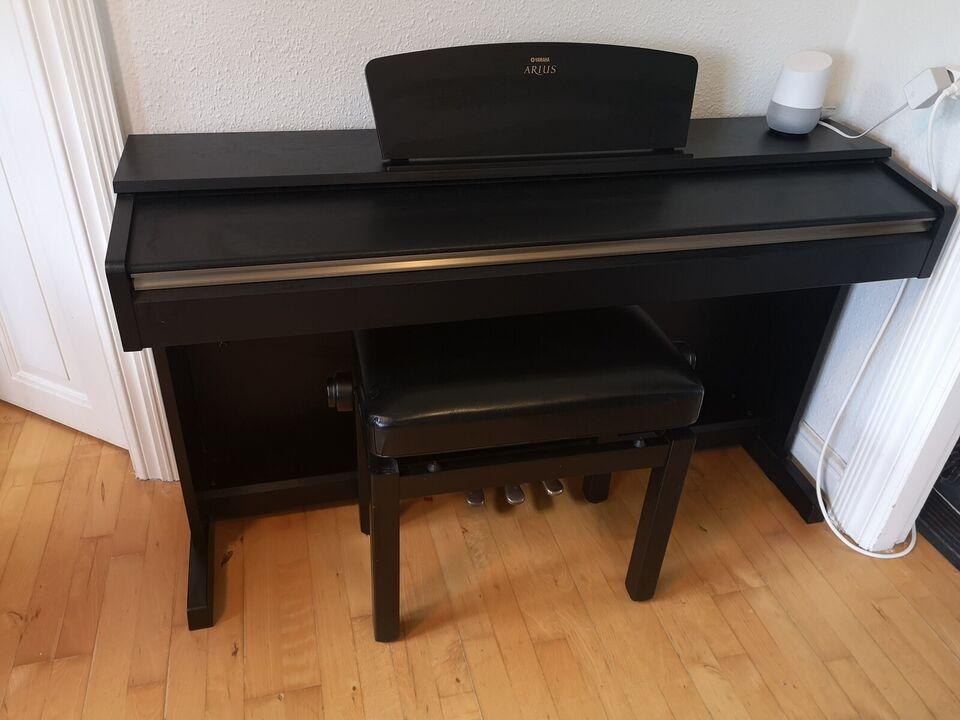 Elklaver, Yamaha, YDP-161 Arius