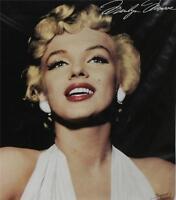 Marilyn Monroe Hollywood Star Legend Portrait 79 X 95 Queen Size Blanket