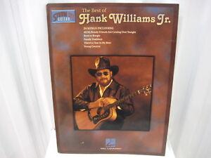 Best of Hank Williams Jr Strum It Guitar Songs Sheet Music
