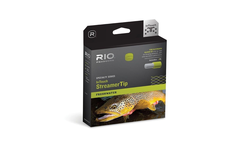 RIO InTouch Streamer Tip Fly Line WF6F/I WF6F/I WF6F/I NEW FREE SHIPPING ac76c8