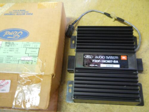 1993 1994 1995 1996 FORD TAURUS W JBL SOUND SYSTEM RADIO AMPLIFIER F3DZ-18B849-A