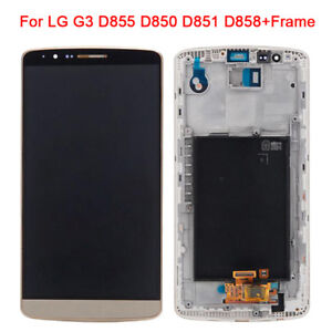 For-LG-G3-D851-D855-D858-D850-LCD-Display-Touch-Screen-Digitizer-Frame-Assembly