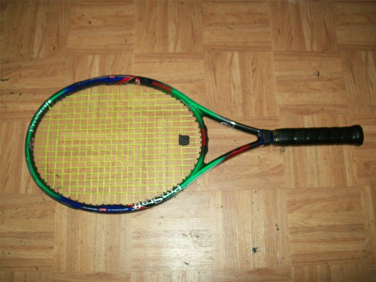 Wilson Pro Staff 6.7 EB OverTaille 110 4 3 8 Raquette de Tennis