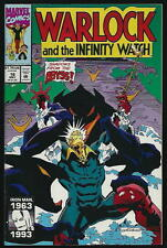 WARLOCK AND THE INFINITY WATCH US MARVEL VOL.1 # 16/'93