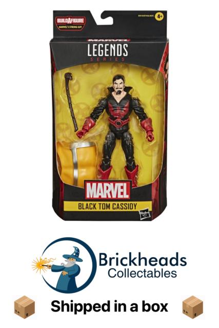 Black Tom Cassidy | Marvel Legends - Deadpool Wave MISB Strong Guy BAF Hasbro