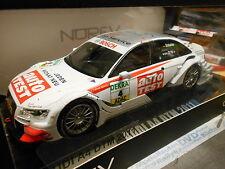 AUDI A4 DTM 2011 Team Abt Auto Test #4 Timo Scheider Nintendo RARE 1:18