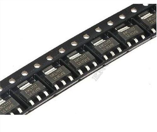10 Stücke AMS1117-1.8V Ams 1117 1.8V 1A Ldo SOT-223 Spannungsregler Ic Neu in