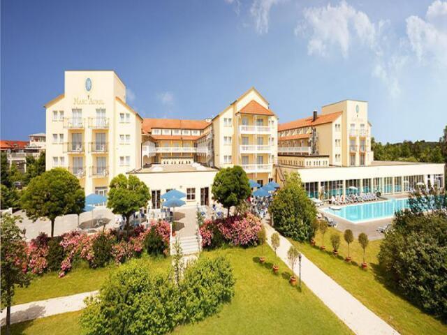 4 Tage Urlaub 2 Pers. HP im 4****S Marc Aurel Spa & Golf Resort Bad Gögging !